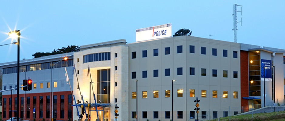 North Shore Policing Centre